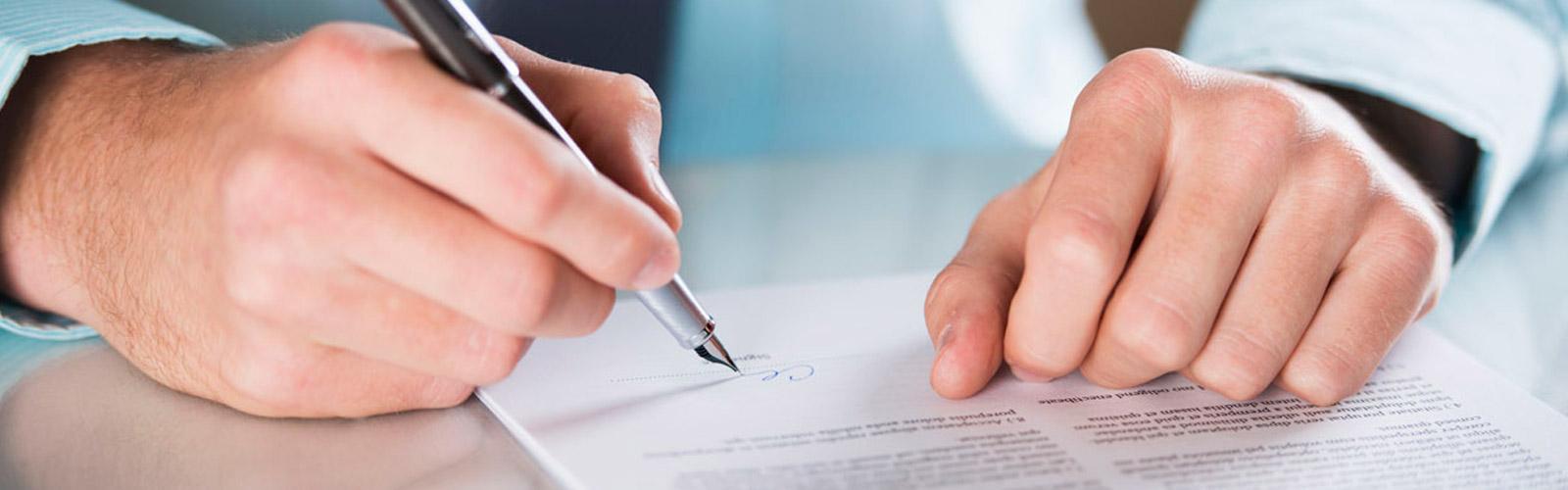 Asesoría legal en contratos inmobiliarios
